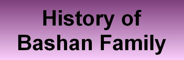 Bashan Family